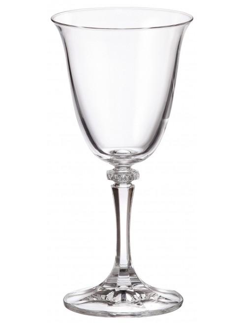 Set Sklenice na víno Branta 6x, bezolovnatý crystalite, objem 250 ml