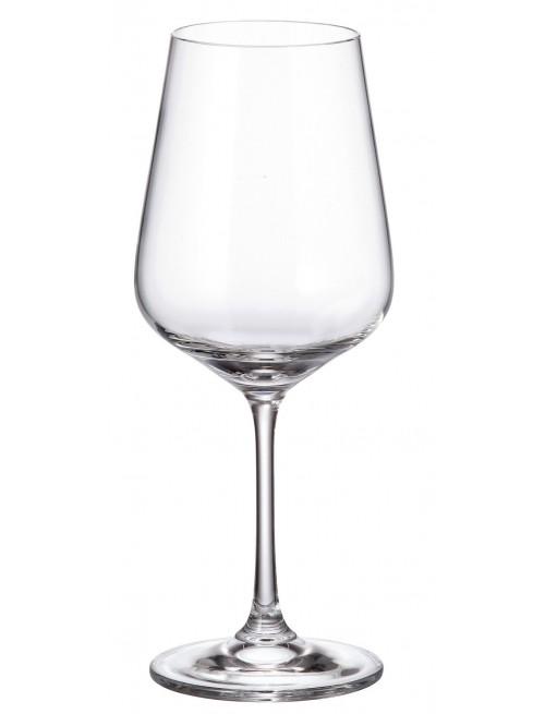 Set Sklenice na víno Strix 6x, bezolovnatý crystalite, objem 450 ml