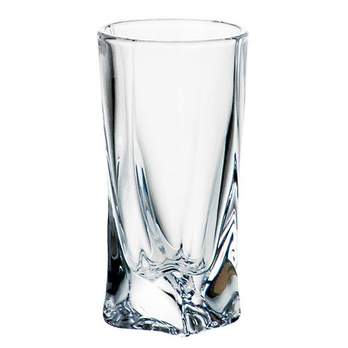 Likérka Quadro, bezolovnatý crystalite, objem 50 ml