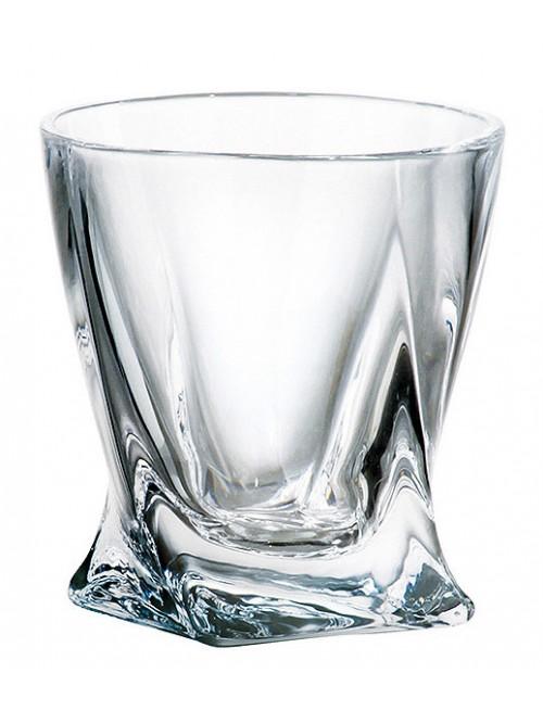 Likérka Quadro, bezolovnatý crystalite, objem 55 ml