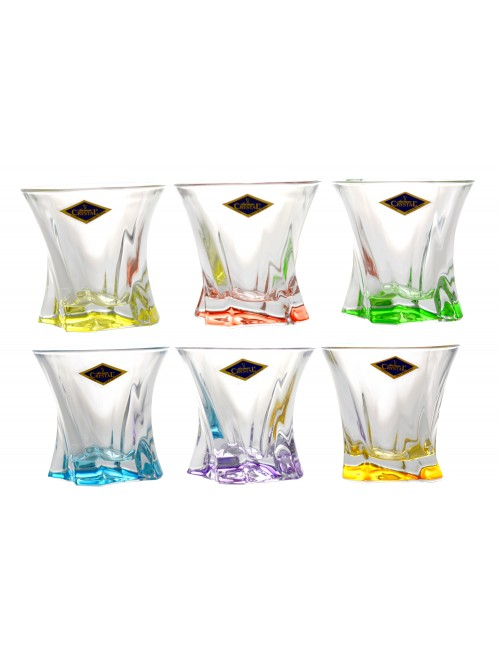Set skleničky Cooper, bezolovnatý crystalite, objem 320 ml
