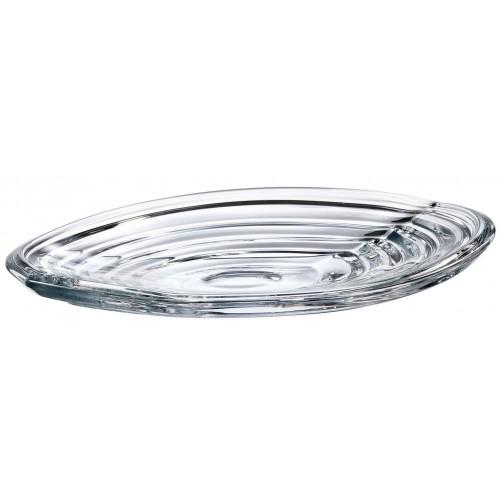 Talíř Wave, bezolovnatý crystalite, průměr 360 mm