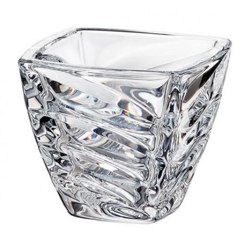 Miska Facet, bezolovnatý crystalite, průměr 140 mm