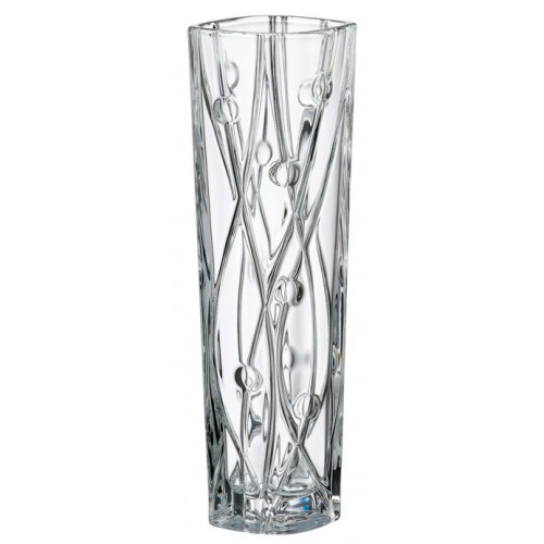 Váza Labyrinth Slim, bezolovnatý crystalite, výška 305 mm