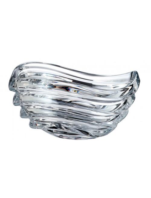 Mísa Wave, bezolovnatý crystalite, průměr 220 mm