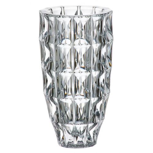 Váza Diamond, bezolovnatý crystalite, výška 280 mm