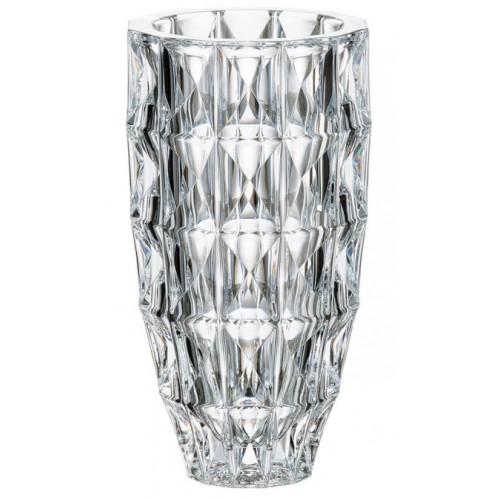 Váza Diamond, bezolovnatý crystalite, výška 255 mm