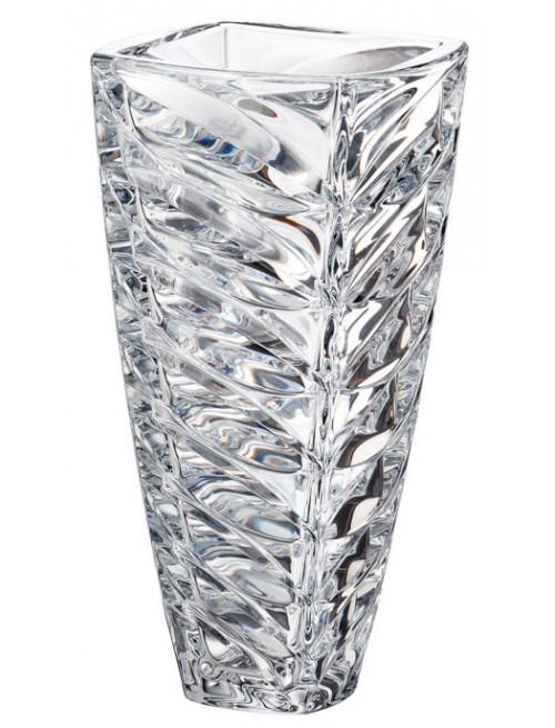 Váza Facet, bezolovnatý crytalite, výška 305 mm