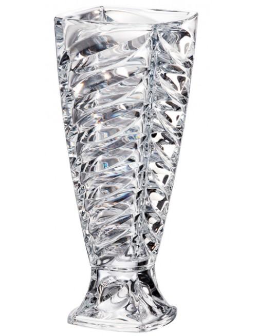 Váza Facet, bezolovnatý crytalite, výška 375 mm