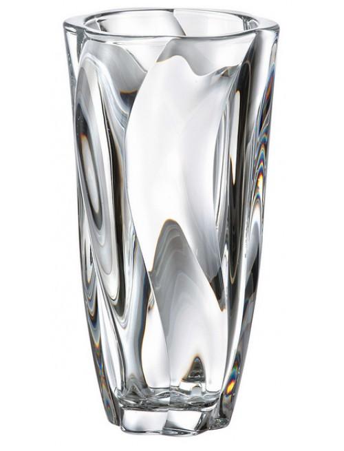 Váza Barley, barva čiré sklo, výška 255 mm