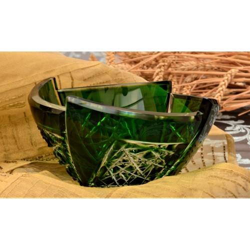 Mísa  Fan, barva zelená, průměr 180 mm
