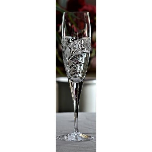 Sklenice na víno Kometa, barva čirý křišťál, objem 200 ml