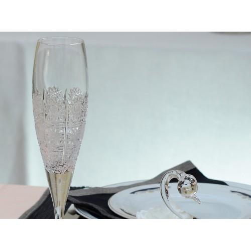 Flétna Fiona, barva čirý křišťál, objem 200 ml