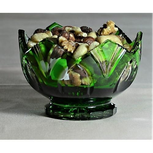 Miska Lotos, barva zelená, průměr 104 mm