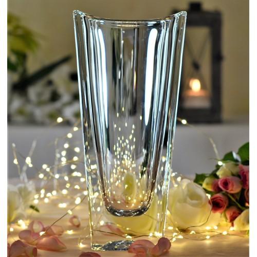 Váza Okinawa, bezolovnatý crystalite, výška 255 mm