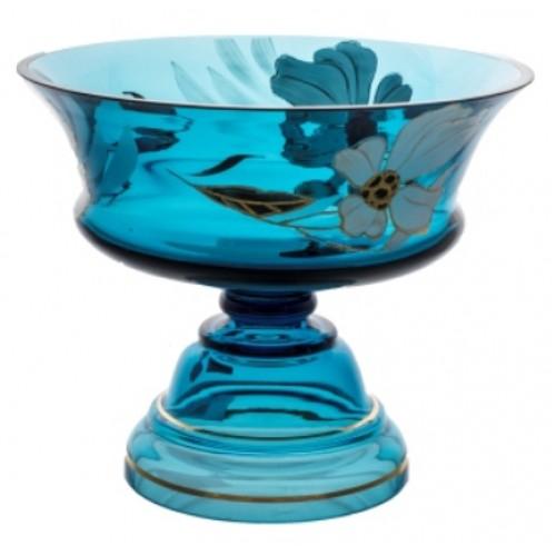 Nástolec Květ, barva azurová, průměr 290 mm