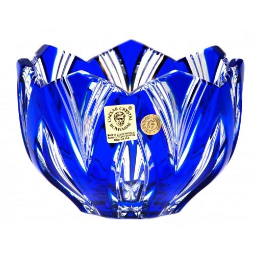 Miska Lotos, barva modrá, průměr 110 mm