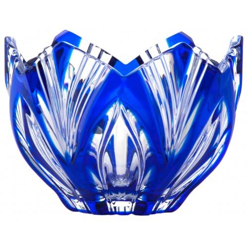 Miska Lotos, barva modrá, průměr 95 mm