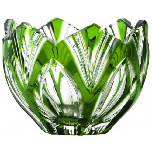 Miska Lotos, barva zelená, průměr 95 mm