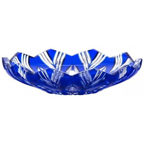 Talíř Lotos, barva modrá, průměr 145 mm