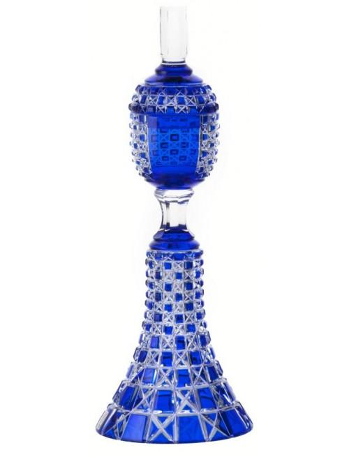 Pohár Lada, barva modrá, výška 370 mm