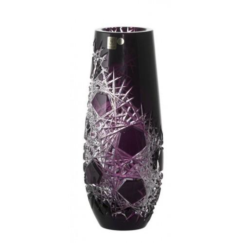 Váza  Frost, barva fialová, výška 300 mm
