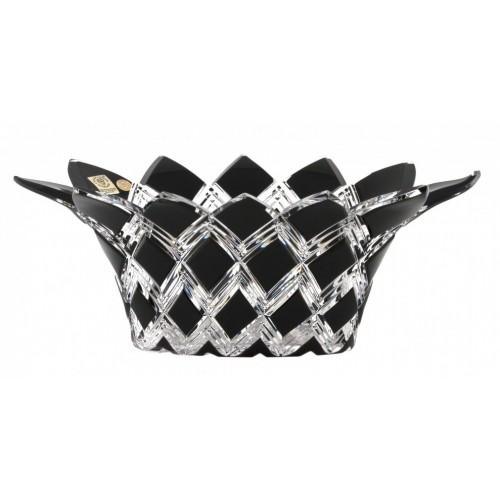 Mísa  Harlequin, barva černá, průměr 300 mm