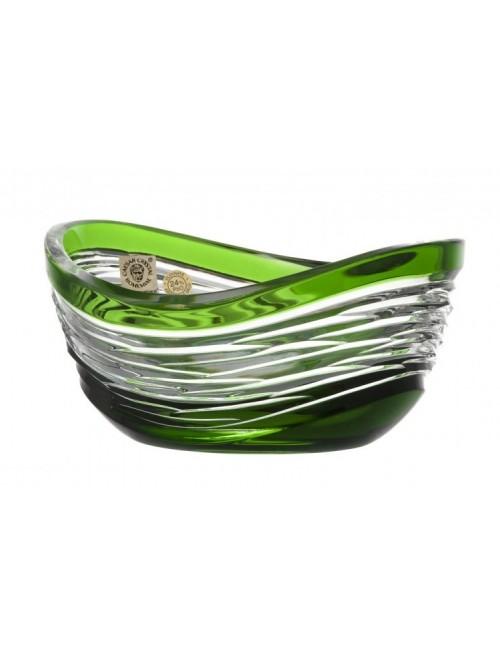 Miska Poem, barva zelená, průměr 120 mm