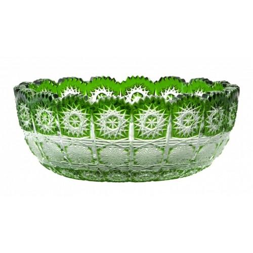 Mísa  Paula I, barva zelená, průměr 205 mm