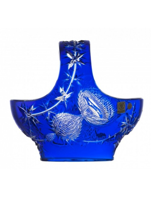 Koš  Thistle, barva modrá, průměr 200 mm