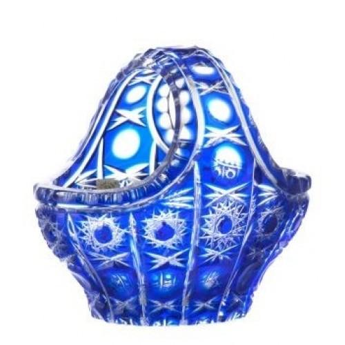 Koš  Petra, barva modrá, průměr 150 mm