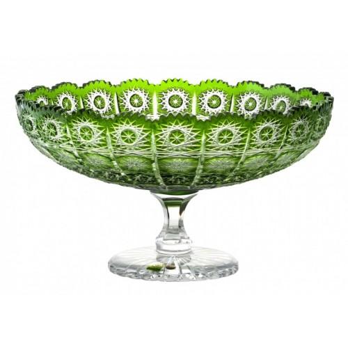 Nástolec  Paula, barva zelená, průměr 305 mm