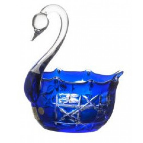 Labuť  Octagon, barva modrá, průměr 116 mm