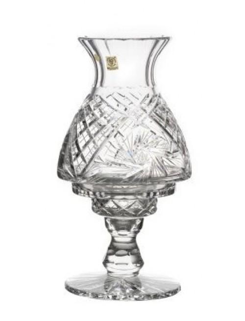 Lampa Pinwheel, barva čirý křišťál, výška 310 mm