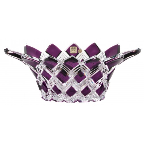 Mísa Harlequin, barva fialová, průměr 300 mm