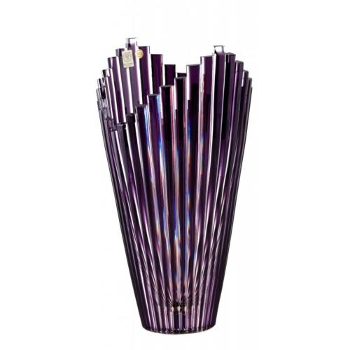 Váza  Mikado, barva fialová, výška 310 mm
