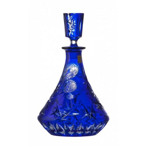 Láhev  Thistle, barva modrá, objem 800 ml