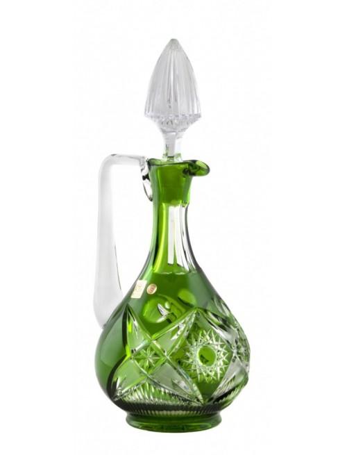 Karafa  Nordika, barva zelená, objem 950 ml