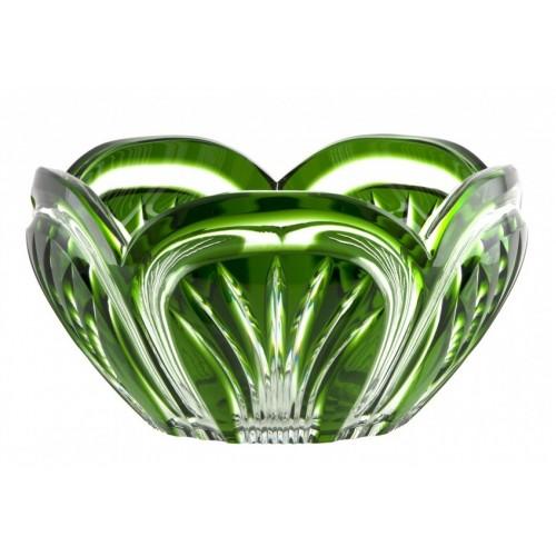Mísa  Fountain, barva zelená, průměr 230 mm