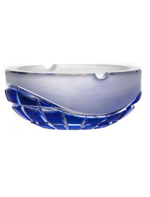 Popelník Neron, barva modrá, průměr 160 mm
