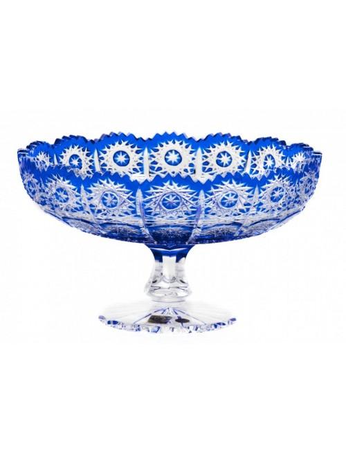 Nástolec  Paula, barva modrá, průměr 205 mm