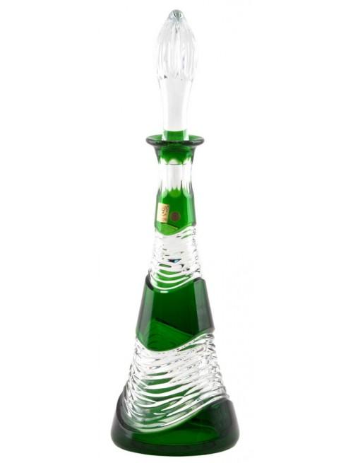 Láhev Poem, barva zelená, objem 750 ml