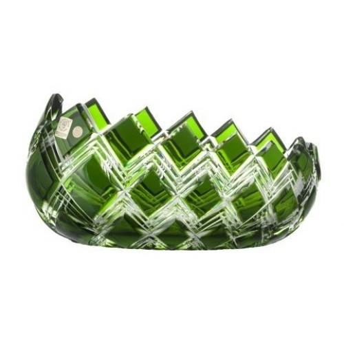 Mísa  Harlequin, barva zelená, průměr 255 mm