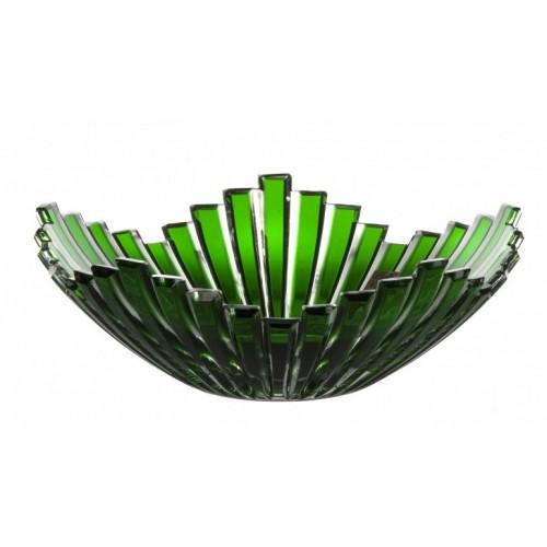 Mísa  Mikado, barva zelená, průměr 230 mm
