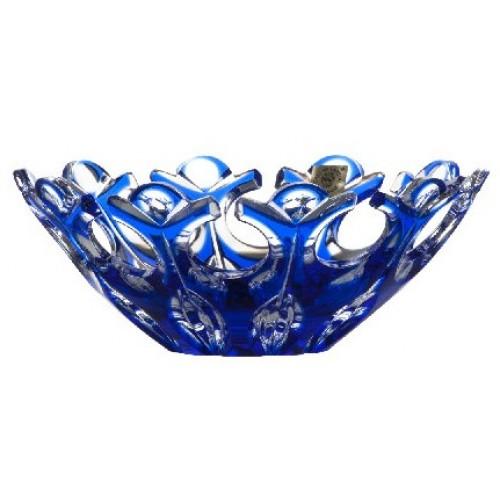 Mísa Flamenco, barva modrá, průměr 180 mm