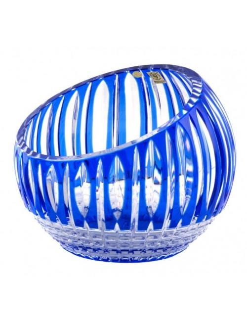 Váza  Denver, barva modrá, výška 200 mm