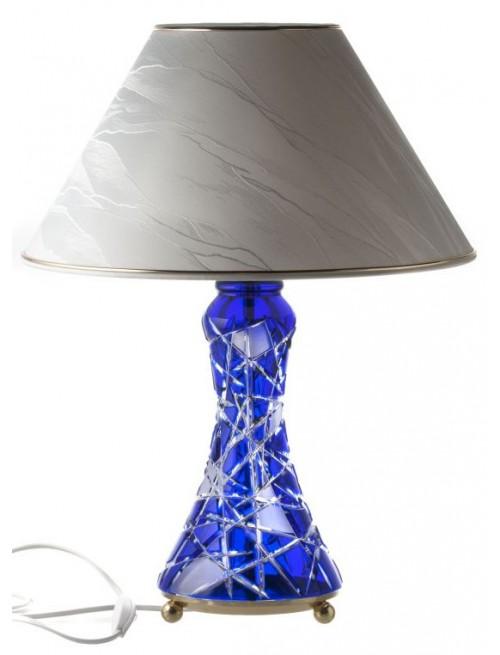 Lampa Mars, barva modrá, výška 270 mm