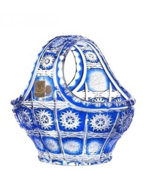 Koš  Paula, barva modrá, průměr 150 mm