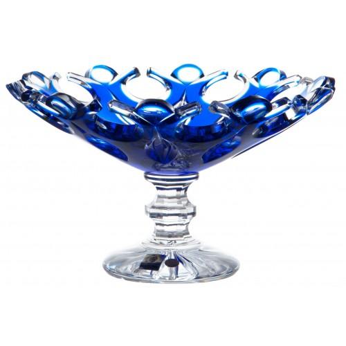 Nástolec Flamenco, barva modrá, průměr 230 mm