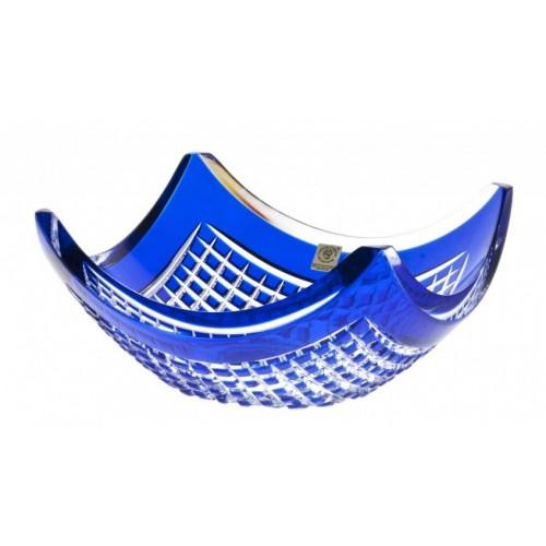 Mísa  Quadrus, barva modrá, průměr 280 mm